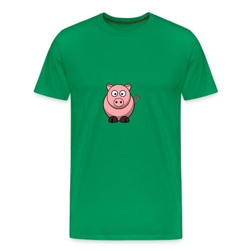Little Piggy - Men's Premium T-Shirt