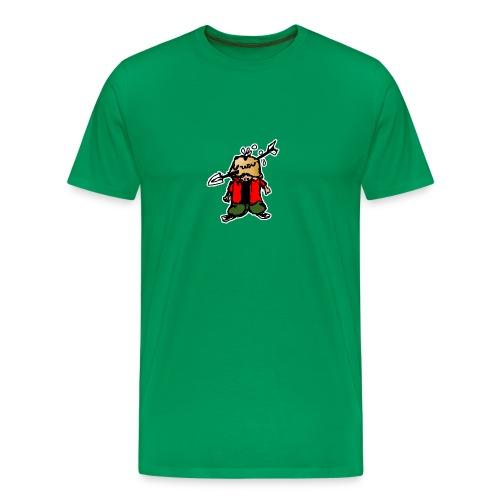 Pene piola, uwu. - Men's Premium T-Shirt