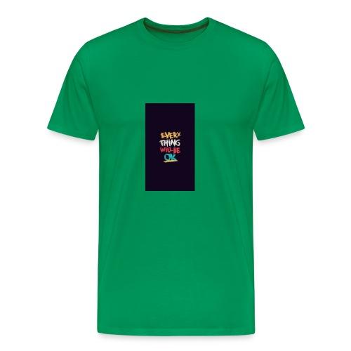 Gifted mugs - Men's Premium T-Shirt