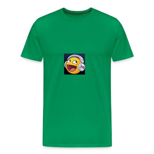 ItzRyanAndArchie Logo - Men's Premium T-Shirt