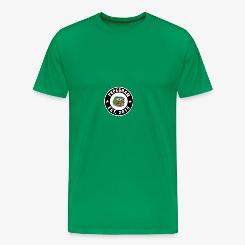 PepeGram - Men's Premium T-Shirt