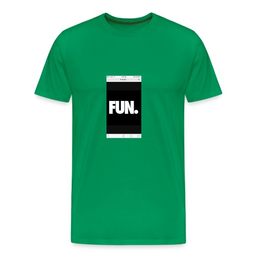 To fun - Men's Premium T-Shirt