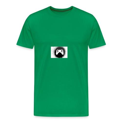 Fuzed_Shadow YT - Men's Premium T-Shirt