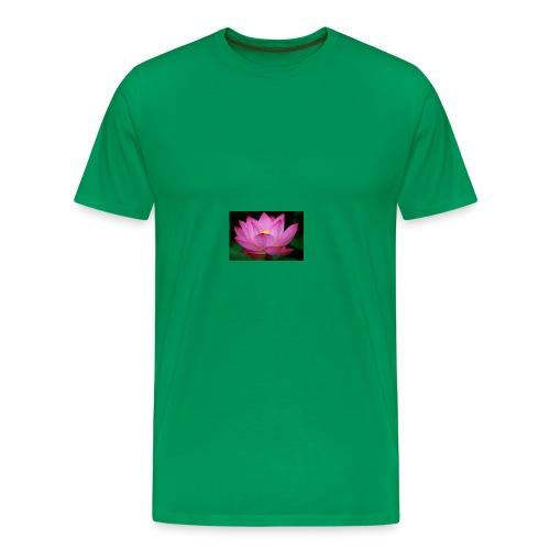 flowers 62 - Men's Premium T-Shirt