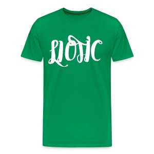 Official LioTic Logo - Men's Premium T-Shirt