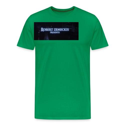 Robert Zem - Men's Premium T-Shirt