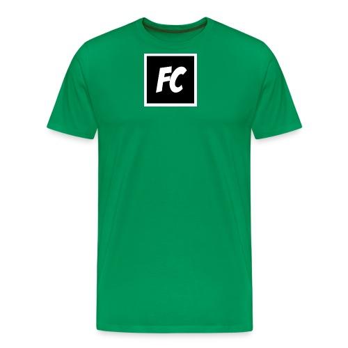 FC Logo blk png - Men's Premium T-Shirt