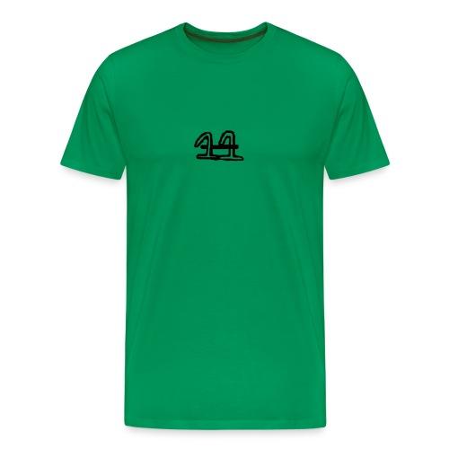 11 crossed - Men's Premium T-Shirt