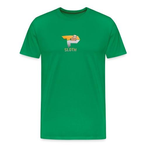 Stay Slothinq - Men's Premium T-Shirt