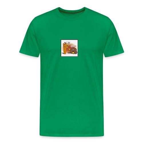 Rock And Ruler - Men's Premium T-Shirt