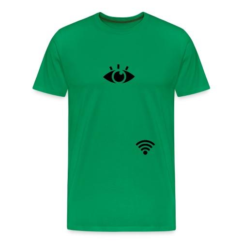 Échange de regards FEMMES - Men's Premium T-Shirt