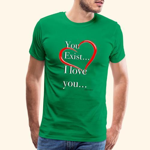 ExistW - Men's Premium T-Shirt