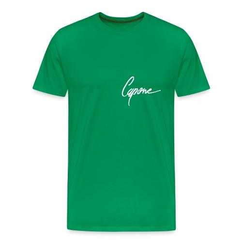 Capone Tie Die - Men's Premium T-Shirt