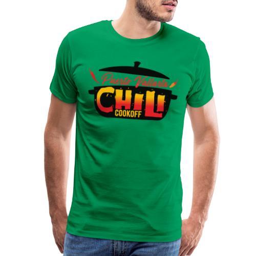 Puerto Vallarta Chili Cook-Off - Men's Premium T-Shirt