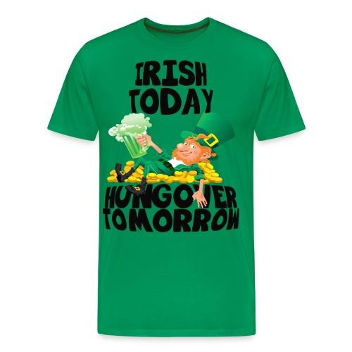 St Patrick's Day Irish Shirt - Men's Premium T-Shirt