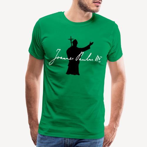 Joannes Paulus II - Men's Premium T-Shirt