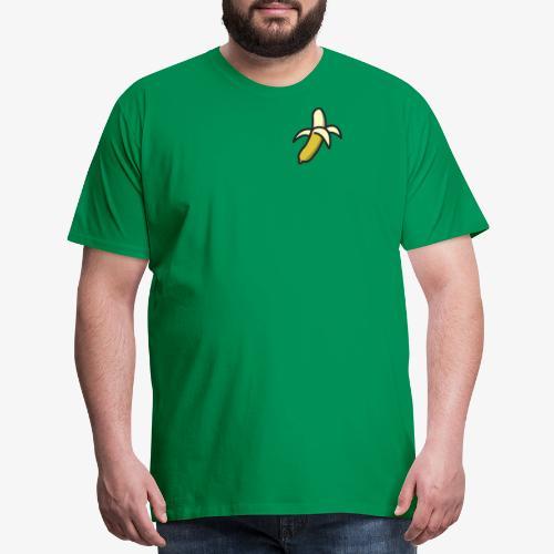 Banana Logo - Men's Premium T-Shirt