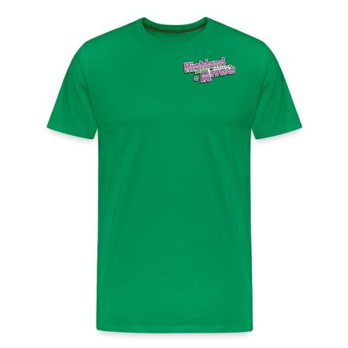 Highland Arrow Logo - Men's Premium T-Shirt