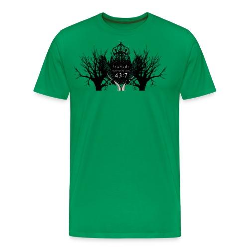 Made For His Glory - Men's Premium T-Shirt