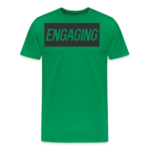 Engaging - Men's Premium T-Shirt