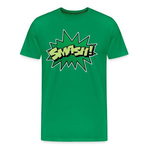 Smash! - Men's Premium T-Shirt