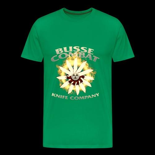 Busse Combat Fire Knives - Men's Premium T-Shirt