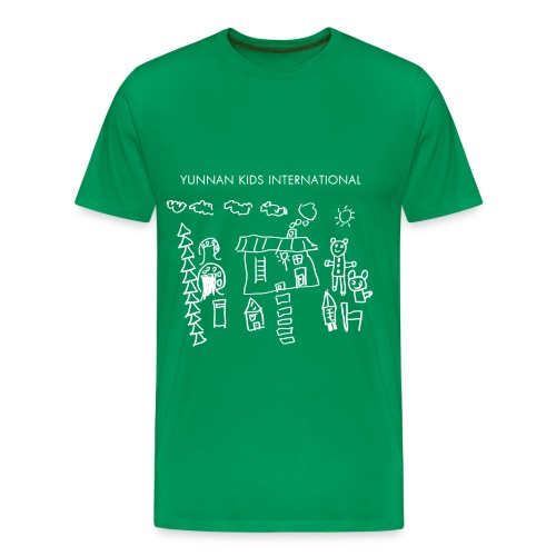 Sunshine white - Men's Premium T-Shirt