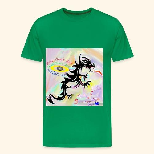 Logo Of Life Designs - Men's Premium T-Shirt