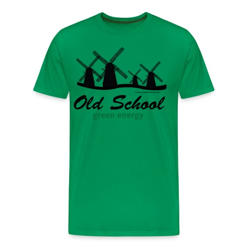 11 Old School - Men's Premium T-Shirt