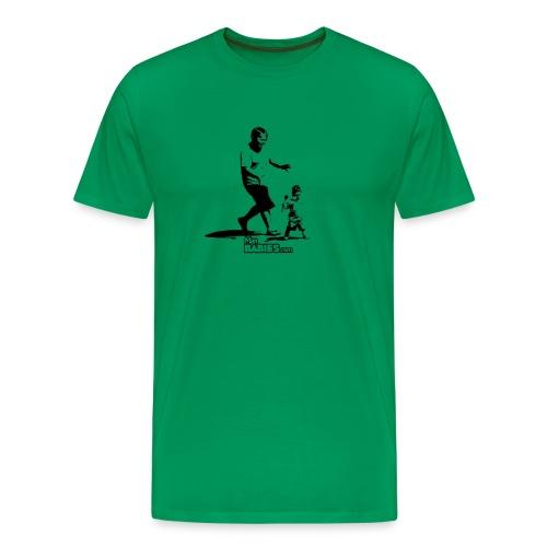 ManBabies com Tee 1 - Men's Premium T-Shirt