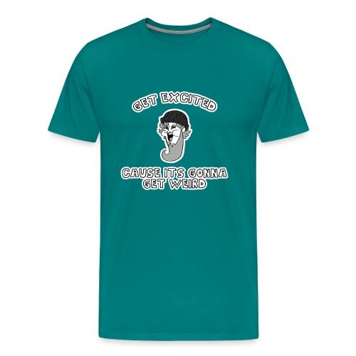 Colon Dwarf - Men's Premium T-Shirt