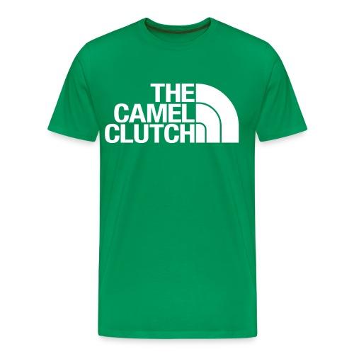 The Camel Clutch - Men's Premium T-Shirt