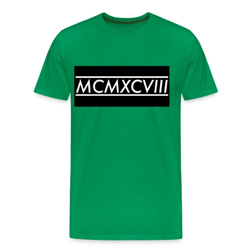 1998 - Men's Premium T-Shirt