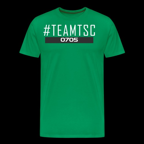 TeamTSC 01b - Men's Premium T-Shirt