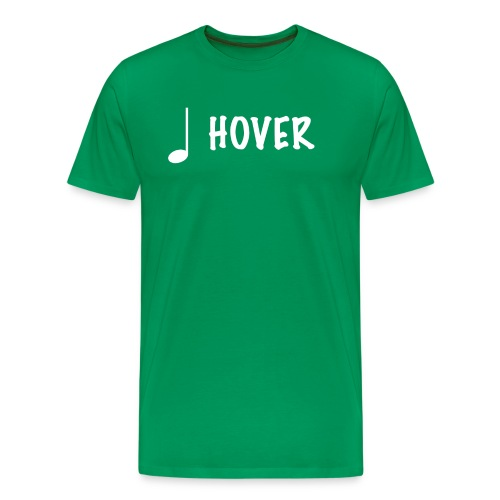 Hover by Astronomy487 - Men's Premium T-Shirt