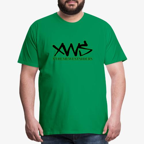 XWS Logo - Men's Premium T-Shirt