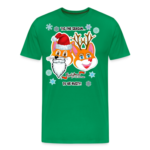 'Tis the Season - Men's Premium T-Shirt