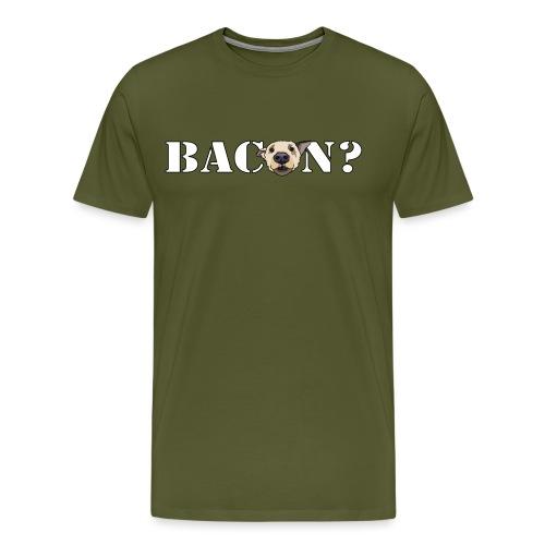 baconsmall - Men's Premium T-Shirt