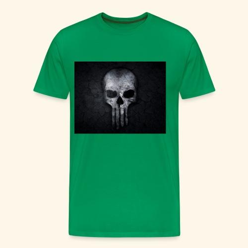 skull and crossbones 2077840 1920 - Men's Premium T-Shirt