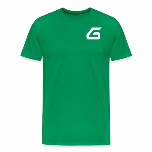 The New Era M/V Sweatshirt Logo - White - Men's Premium T-Shirt