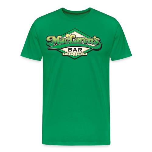 MacLaren's Bar - Men's Premium T-Shirt