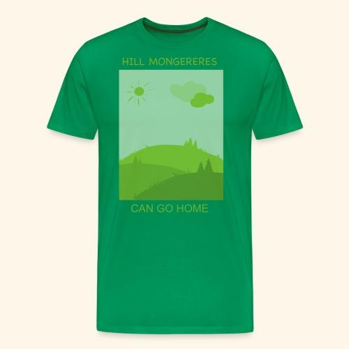 Hill mongereres - Men's Premium T-Shirt
