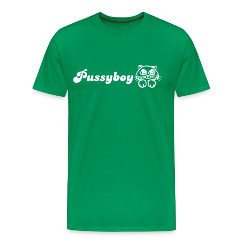 Pussyboy - Men's Premium T-Shirt