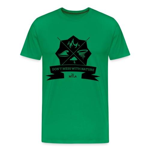 DontMess2 - Men's Premium T-Shirt