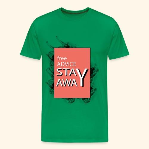 free advice - Men's Premium T-Shirt