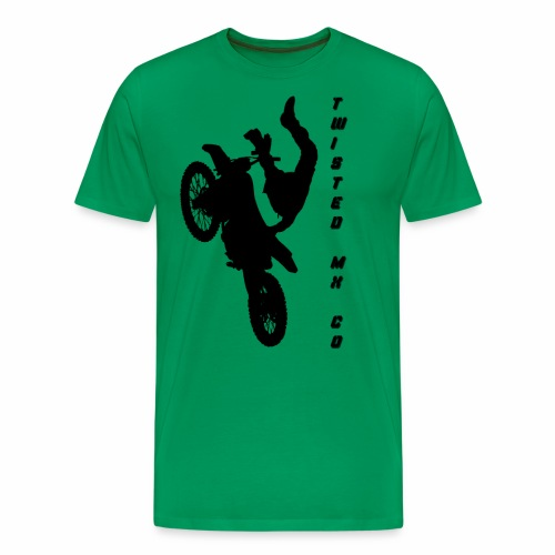 twisted bike - Men's Premium T-Shirt