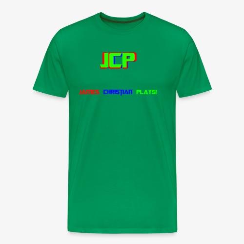 James Christian Plays! - Men's Premium T-Shirt