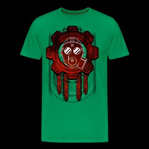 Rubberman Gear red - Men's Premium T-Shirt