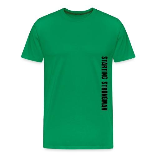 SS Atlas Stone Front - Men's Premium T-Shirt