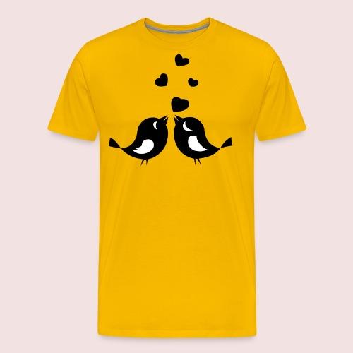 Love Birds - Men's Premium T-Shirt